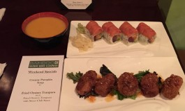 Weekend Specials At Bamboo 52.