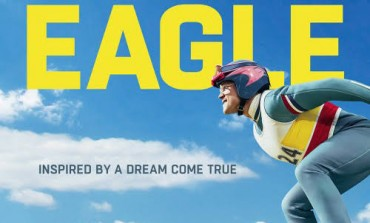 Eddie And The Eagle Review.