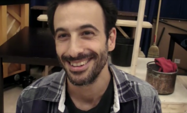 Interview with Hofesh Shechter Fiddler On The Roof's Choreographer.