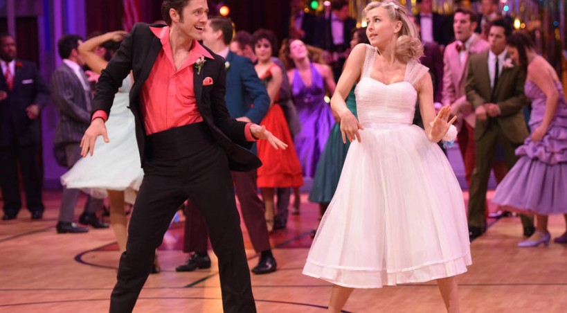 GREASE LIVE Reached Over 12 Million Viewers On Sunday!