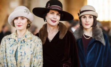 Season Finale of Downton Abbey. The Most Popular Drama On PBS.