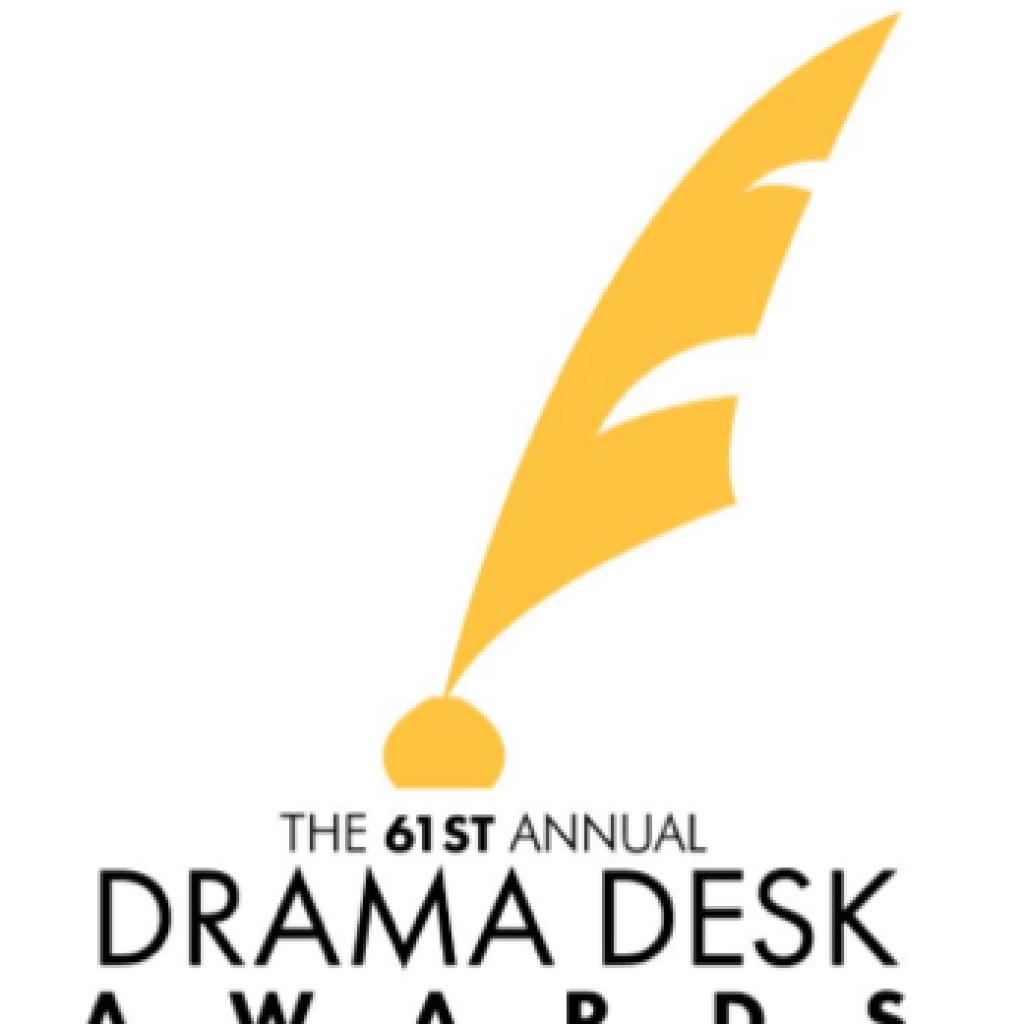 Drama Desk Nominations 2016.