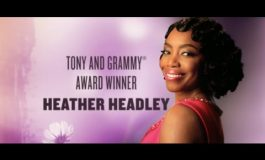 Heather Headley Is A Miracle In The Color Purple.