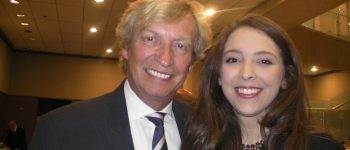 """On The Red Carpet: Interview with Nigel Lythgoe: """"So You Think You Can Dance"""""""