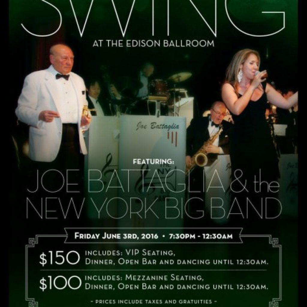 Spring Swing At The Edison Ballroom.!