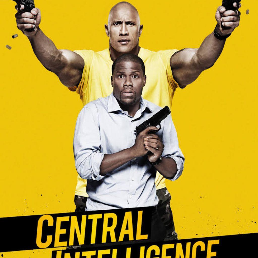 Trailer Central Intelligence.