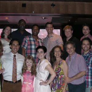 Photo Coverage Liberty The Musical Opening Night. 10
