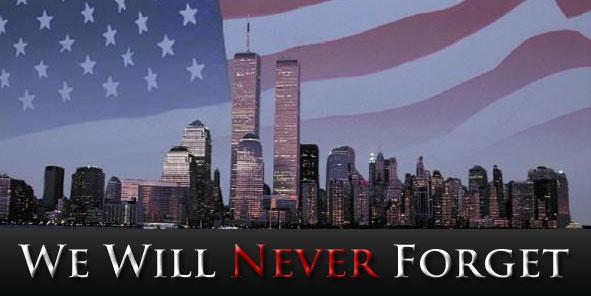 The Theater Community Salute The Lost On September 11th. 1