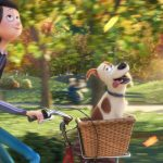 THE SECRET LIFE OF PETS PARTNERS WITH AMTRAK FOR PETS RIDE FREE. 2