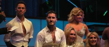 Dancing With The Stars-Sasha and Simone Burned The Floor!