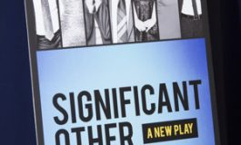 Significant Other On Broadway.