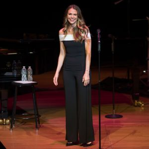 Sutton Foster Shines At Lincoln Center Tonight! 2