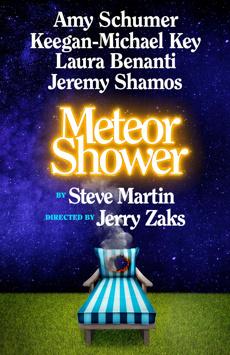 """Broadway Showbiz Radio: """"Meteor Shower."""""""