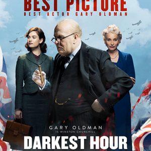 Podcast Darkest Hour and Churchill. 1