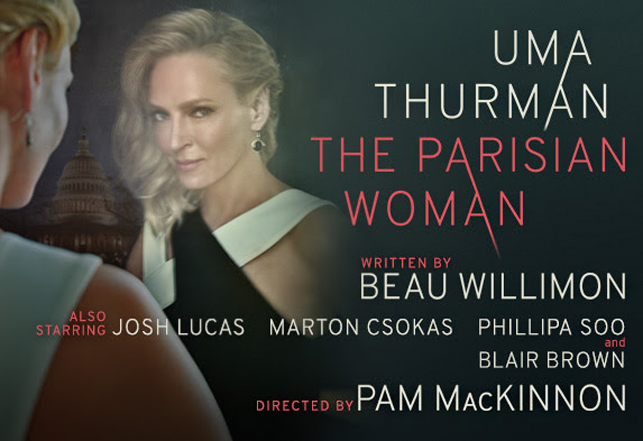 Podcast review The Parisian Woman.