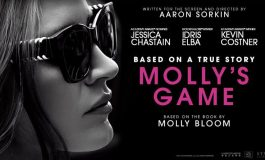 "Review: ""Molly's Game."""