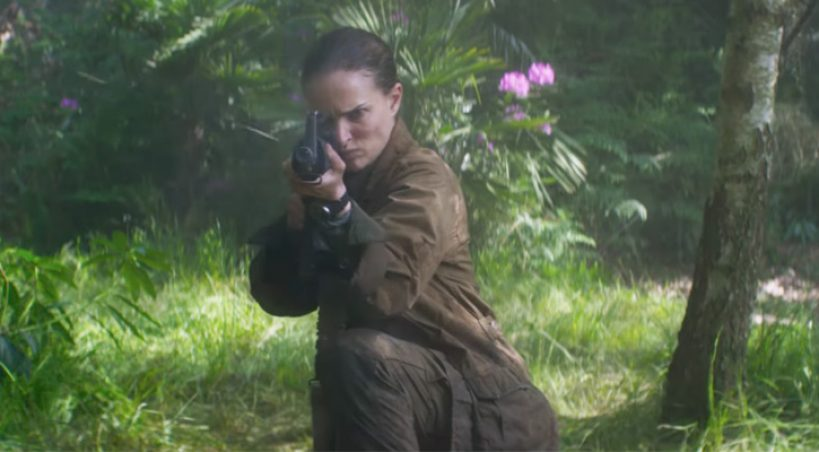 ANNIHILATION Review.