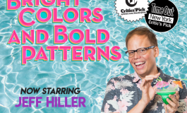 BRIGHT COLORS AND BOLD PATTERNS- Review