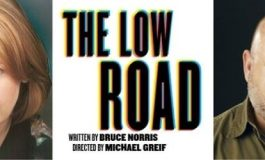 Podcast Review: THE LOW ROAD
