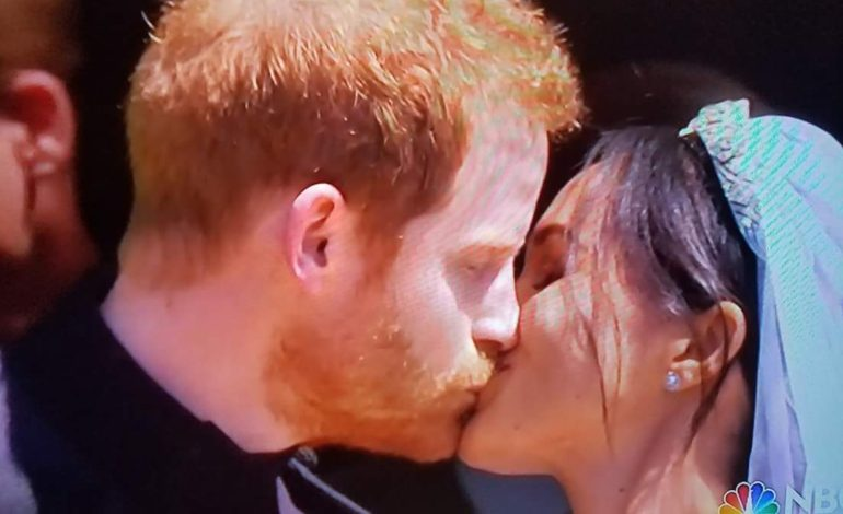 Congratulations To Prince Harry And Meghan Markle.
