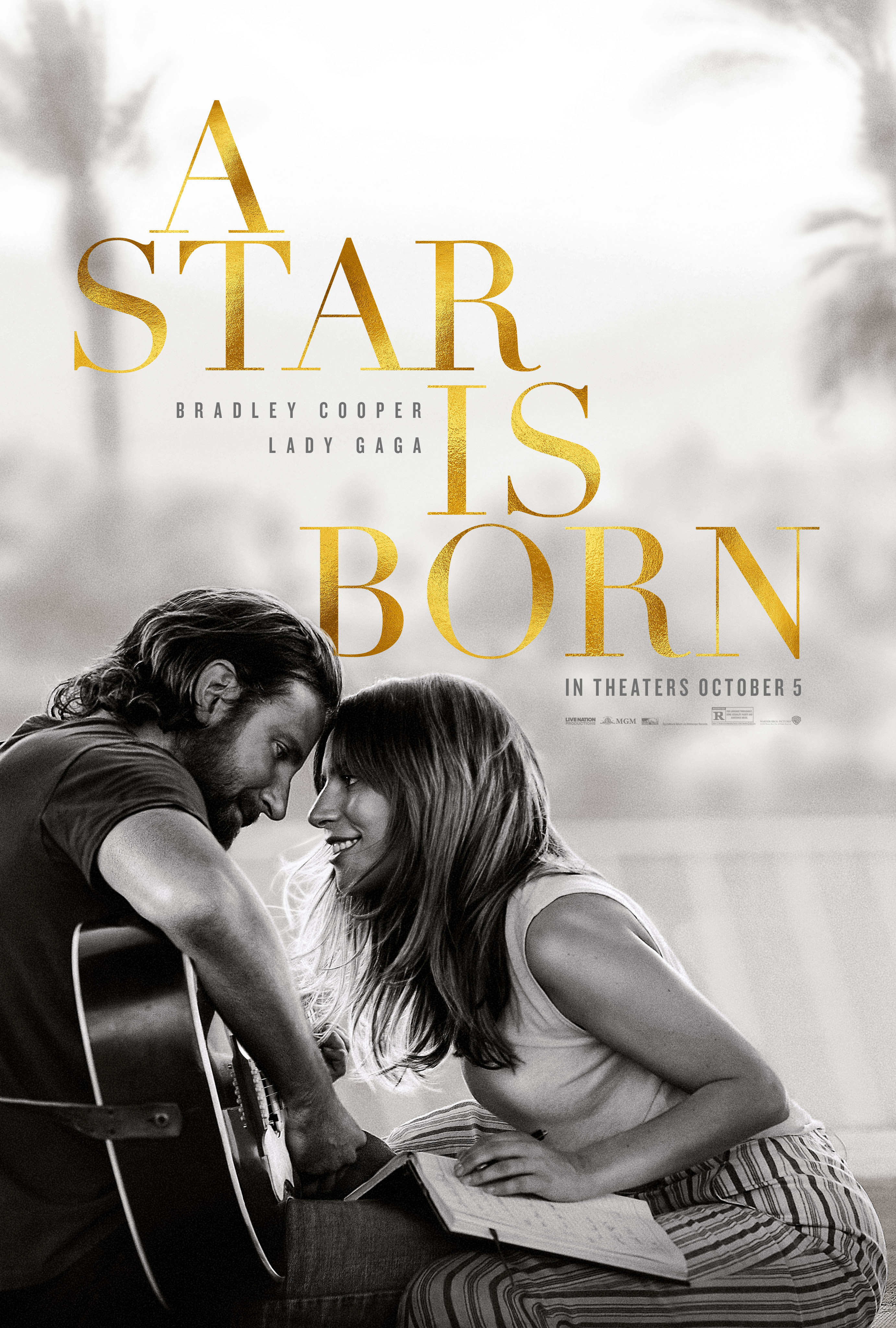 'A STAR IS BORN' 3