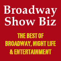 The Broadway Showbiz Awards.