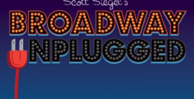 BROADWAY UNPLUGGED AT MERKIN CONCERT HALL.