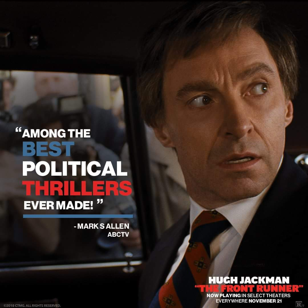 'THE FRONT RUNNER' 3