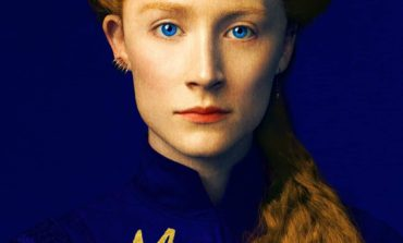 SAOIRSE RONAN- MARY QUEEN OF SCOTS.