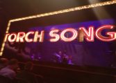 'TORCH SONG' On Broadway.