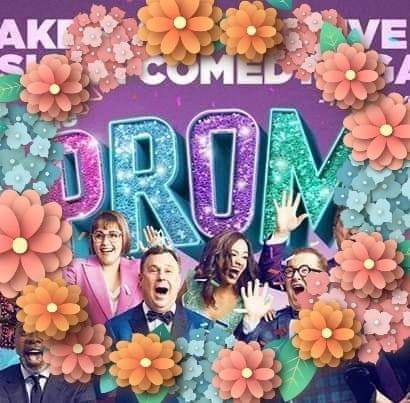 GIVE US SOME ZAZZ- 'The PROM'