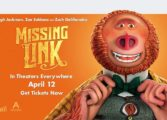 REVIEW: 'MISSING LINK.'