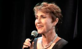 Amanda McBroom Sings To Barbara Cook On Her 88th Birthday.
