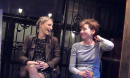 Sylvia On Broadway: A Chat With Annaleigh Ashford and Julie White.