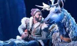 Frozen On Broadway.