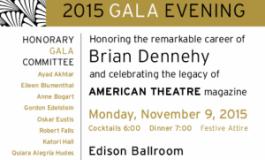 Gala Honoring Brian Dennehy TCG!
