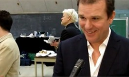 Interview With Douglas Hodge At The Drama Desk Awards.