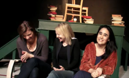 Interview with: Jenny  Lyn Bader, Stefanie Zadravec and Ari L. Kreith.