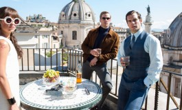 "Henry Cavill Goes From Man Of Steel To Sexy Spy: ""The Man From Uncle"""