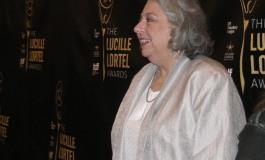 On The Red Carpet: Jane Houdyshell.