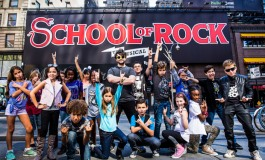 School Of Rock Goes To The Head Of The Class.