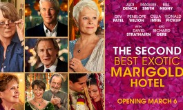 """The Second Best Exotic Marigold Hotel"""