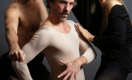UNITARD! A ROMP, NOT TO MISS!